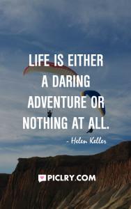 life daring adventure helen keller